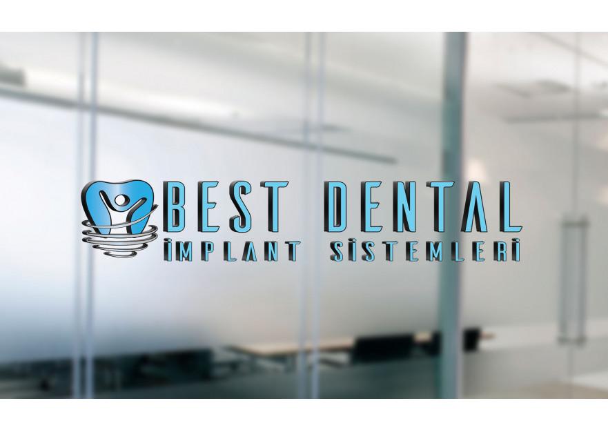 Best Dental Yeni logosunu arıyor yarışmasına tasarımcı Adnan ALTUN tarafından sunulan  tasarım