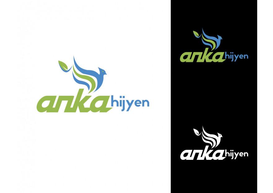 Anka Hijyen Firmamız İçin Logo İhtiyacı yarışmasına tasarımcı delitasarimci tarafından sunulan  tasarım