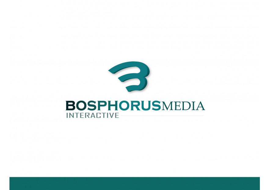 Medya Firmasına Logo Tasarımı yarışmasına tubanur tarafından girilen tasarım
