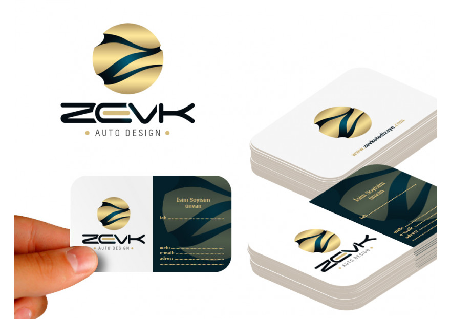 OTODİZAYN FİRMAMIZ İÇİN KURUMSAL KIMLIK  yarışmasına ibrc_tasarim tarafından girilen tasarım