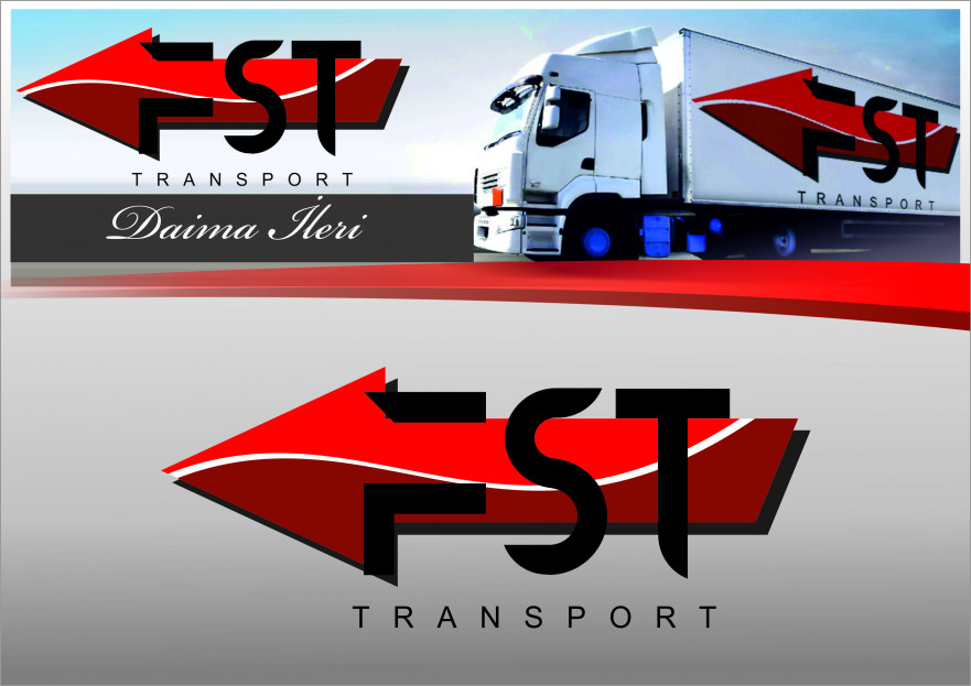 FST Transport yarışmasına tasarımcı Reklamhane tarafından sunulan  tasarım