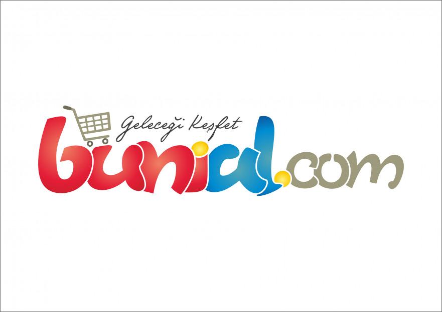 ALIŞVERİŞ SİTESİ İÇİN LOGO yarışmasına tasarımcı shakartak tarafından sunulan  tasarım