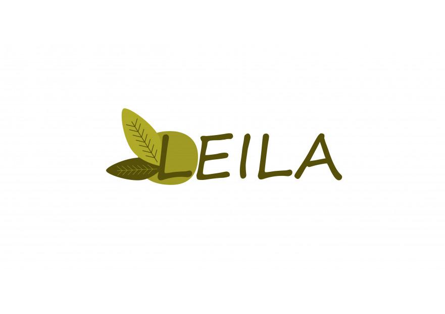 Doğal ve geleneksel gıda için logo yarışmasına Kzehra tarafından girilen tasarım