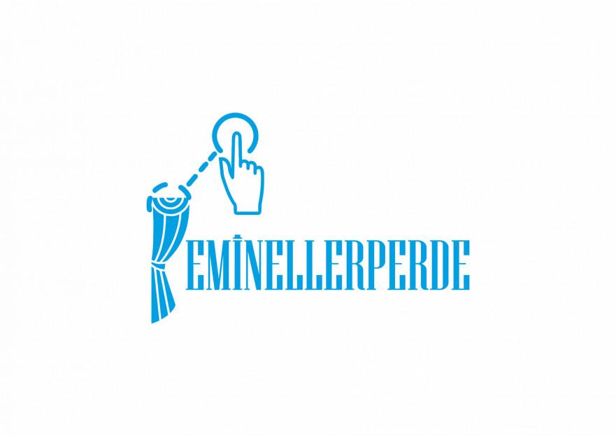 Emin Eller Perde Logo Yarışması yarışmasına aysedesign tarafından girilen tasarım