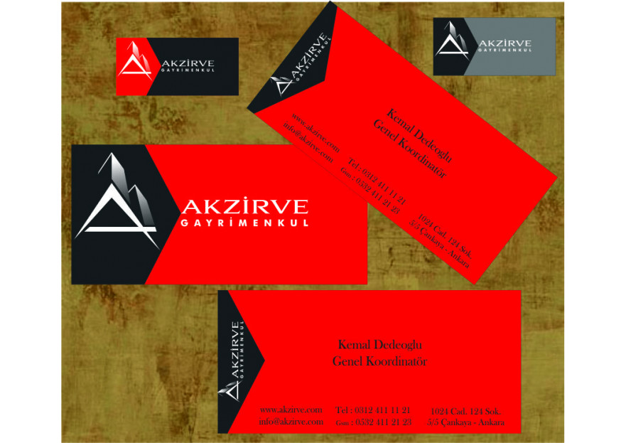 AKZİRVE  yarışmasına tasarımcı modest tarafından sunulan  tasarım