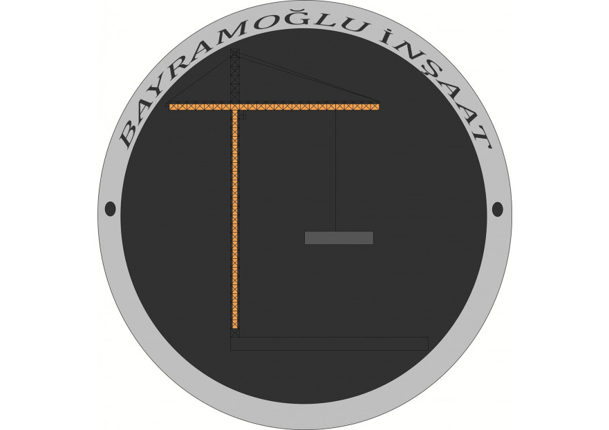 İNŞAAT FİRMAMIZ İÇİN LOGO TASARIMI yarışmasına tasarımcı Korkut tarafından sunulan  tasarım