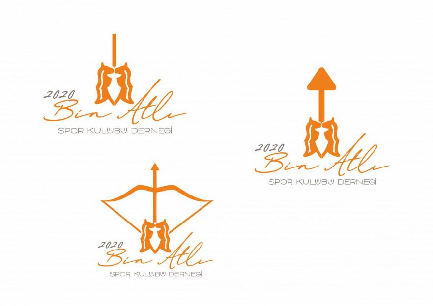 geleneksel spor kulübu logosunu  arıyor yarışmasına aysedesign tarafından girilen tasarım