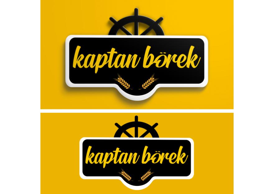 Börek salonu logo tasarımı yarışmasına Grafikalite tarafından girilen tasarım