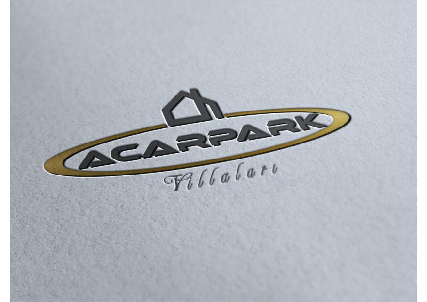 ACARPARK VILLALARI yarışmasına Turkuaz tarafından girilen tasarım