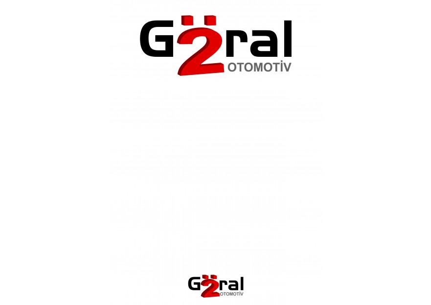 Göral 2.el Otomotiv yarışmasına tasarımcı jma_design tarafından sunulan  tasarım