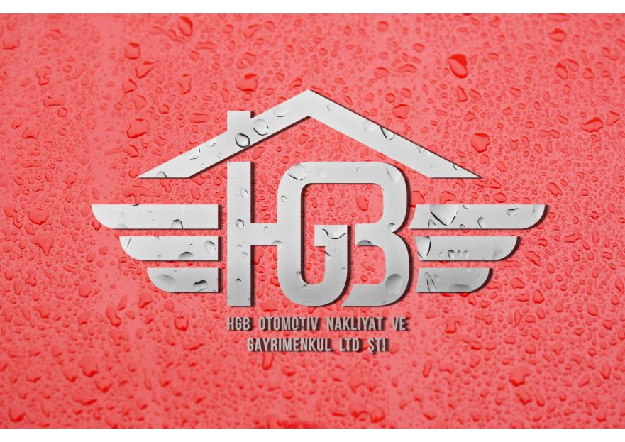HGB OTOMOTİV NAKLİYAT VE GAYRİMENKUL DAN yarışmasına tasarımcı grafikseli tarafından sunulan  tasarım