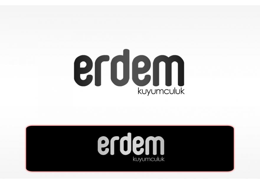 ERDEM KUYUMCULUK  yarışmasına Grafican tarafından girilen tasarım