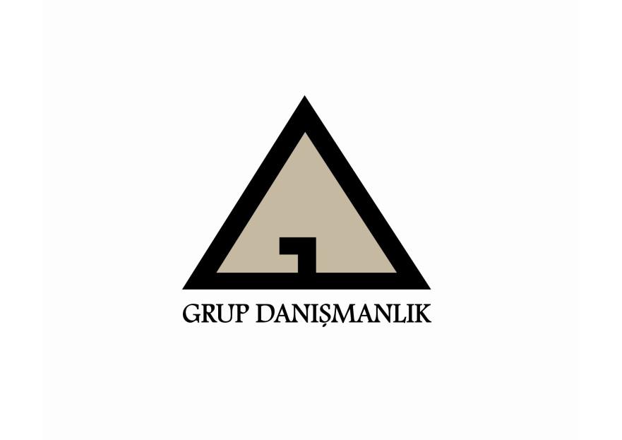 Grup Danismanlik (GD) Logo Tasarimi yarışmasına tasarımcı zomad tarafından sunulan  tasarım