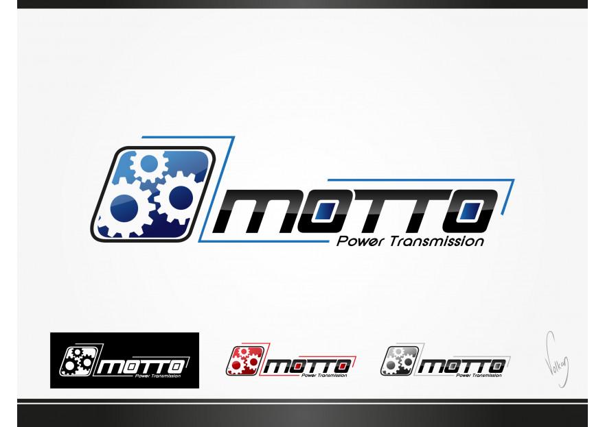 Yeni Markamız MOTTO için Logo Tasarımı yarışmasına tasarımcı volkanKocaman tarafından sunulan  tasarım