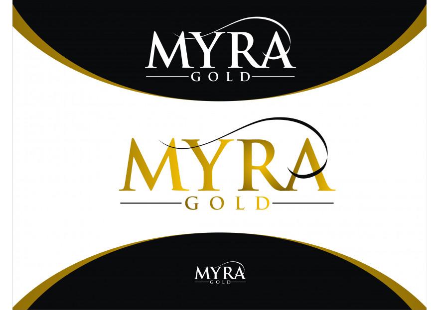 Myra Gold Kurumsal Kimlik Logosu yarışmasına tasarımcı Omer_KILINC tarafından sunulan  tasarım