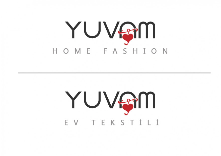 Ev Tekstili  Logo Tasarımı yarışmasına tasarımcı peraworks tarafından sunulan  tasarım