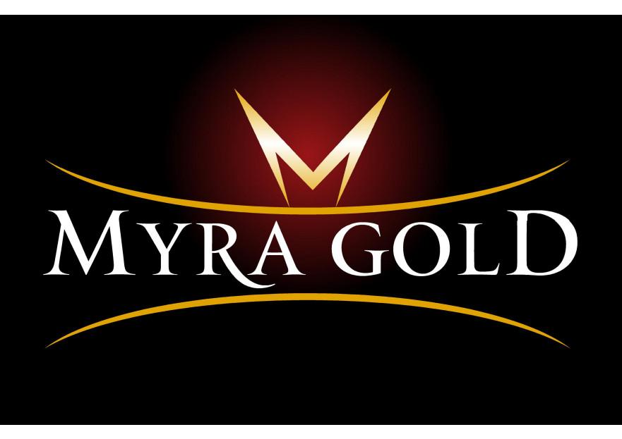 Myra Gold Kurumsal Kimlik Logosu yarışmasına tasarımcı bosslyon tarafından sunulan  tasarım