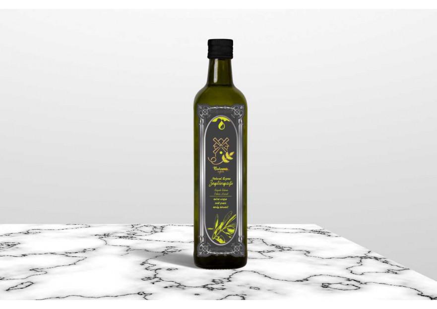 Yoresel, dogal urunler etiket tasarimi yarışmasına tasarımcı By Sönmez tarafından sunulan  tasarım