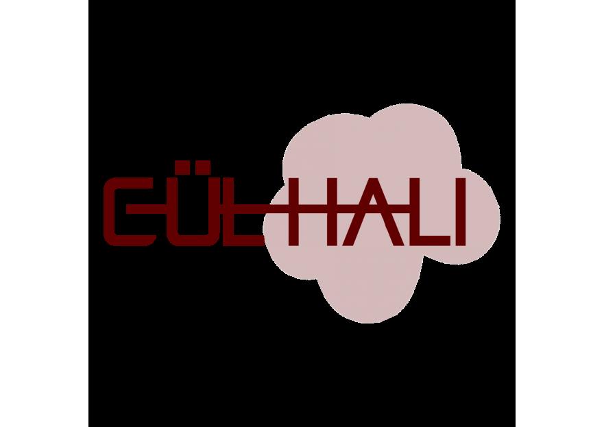GÜL HALI icin kurumsal logo yarışmasına tasarımcı byrıfkı tarafından sunulan  tasarım
