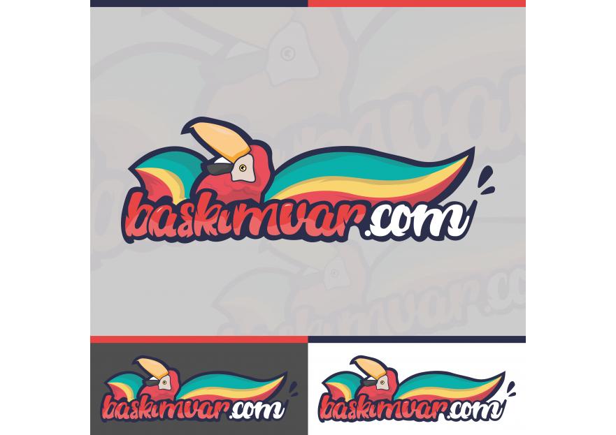baskimvar.com  yarışmasına tasarımcı srbykzn tarafından sunulan  tasarım