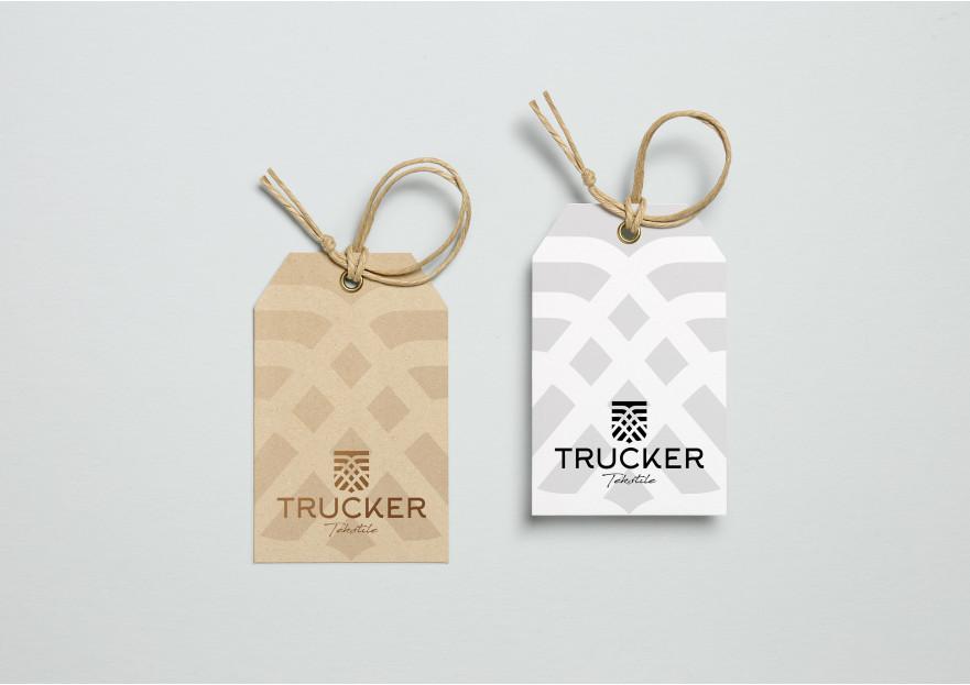 'TRUCKER' FİRMAMIZ İÇİN LOGO ARIYORUZ. yarışmasına Hello tarafından girilen tasarım