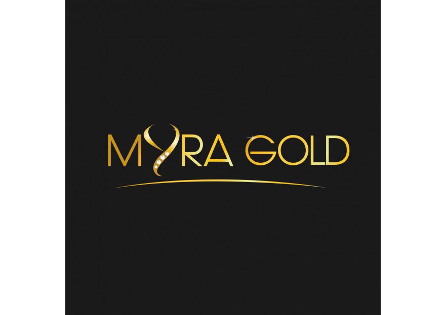 Myra Gold Kurumsal Kimlik Logosu yarışmasına nuriQocca tarafından girilen tasarım