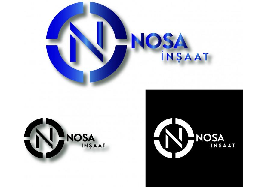 Yeni kurulan firmamız için Logo Tasarımı yarışmasına Fallrytme tarafından girilen tasarım