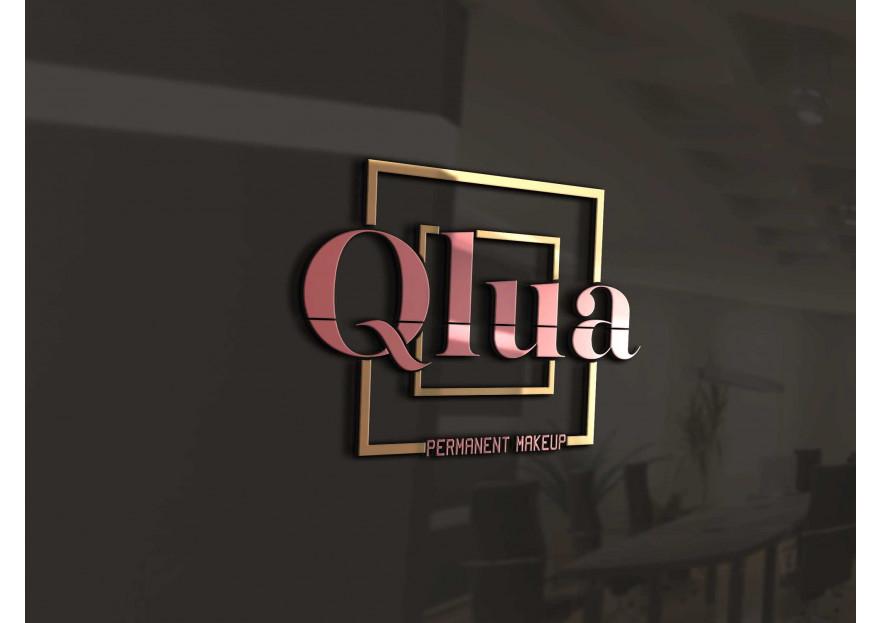 Qlua markamıza LOGO çalışması yarışmasına ogzhnygns tarafından girilen tasarım