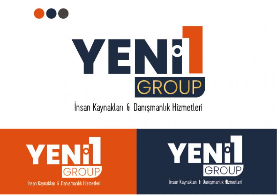 İnsan kaynakları için logo ve kartvizit  yarışmasına tasarımcı fecmedya tarafından sunulan  tasarım