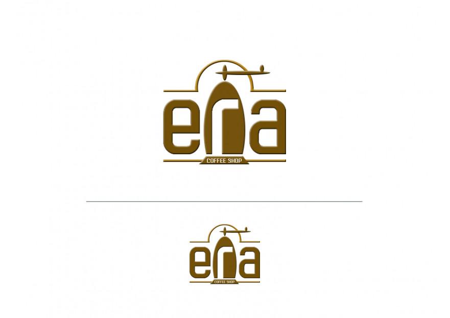 Kahve Dükkanı için Logo yarışmasına tasarımcı grafikodam tarafından sunulan  tasarım