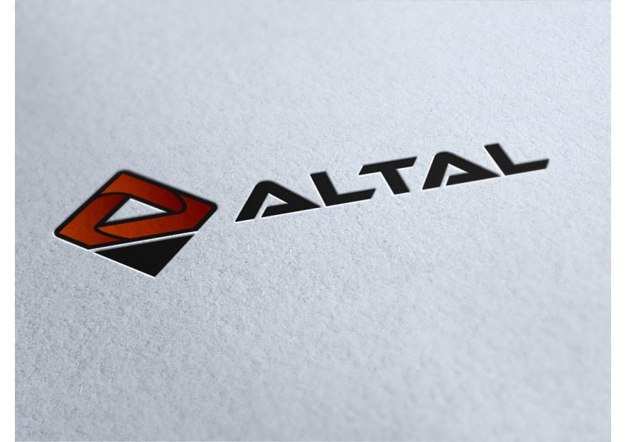 ALTAL' a mükemmel  logoyu sen tasarla ! yarışmasına AhmetORAK tarafından girilen tasarım