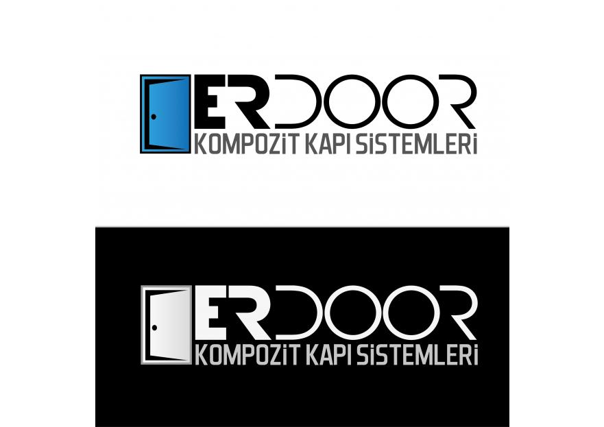 KAPI FİRMASI LOGO TASARIMI yarışmasına tasarımcı ltfer tarafından sunulan  tasarım