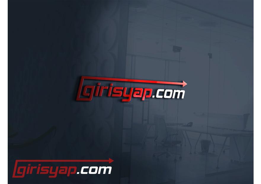 Giris Yap Logosu yarışmasına hknkzlkn tarafından girilen tasarım