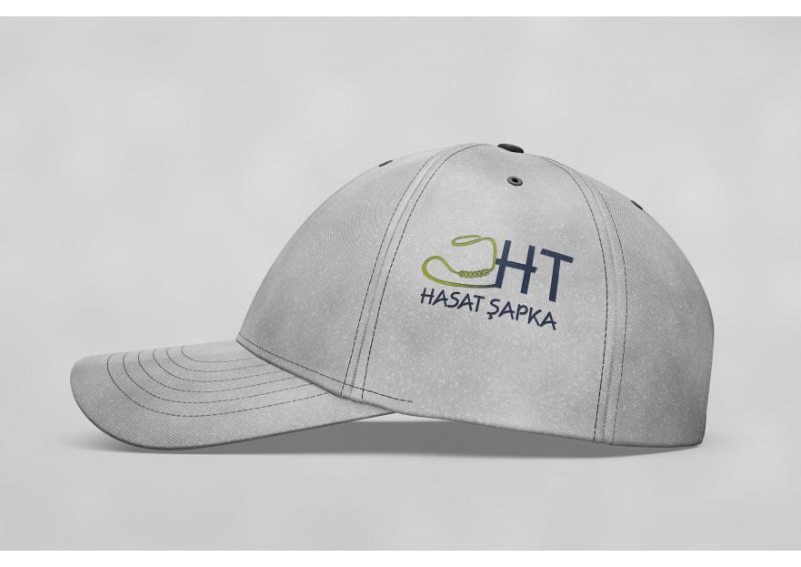 Ht Hasat Şapka Logo çalışması yarışmasına tasarımcı buse.kavaklii tarafından sunulan  tasarım