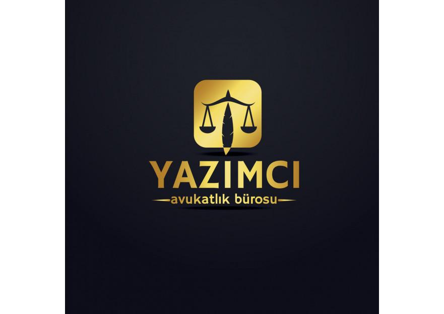 YAZIMCI AVUKATLIK BÜROSU yarışmasına designing tarafından girilen tasarım
