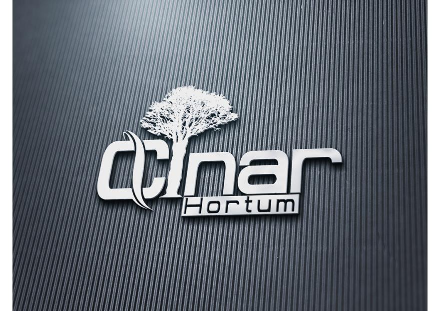 ÇINAR HORTUM LOGO VE KURUMSAL TASARIM yarışmasına tasarımcı ZS Design tarafından sunulan  tasarım