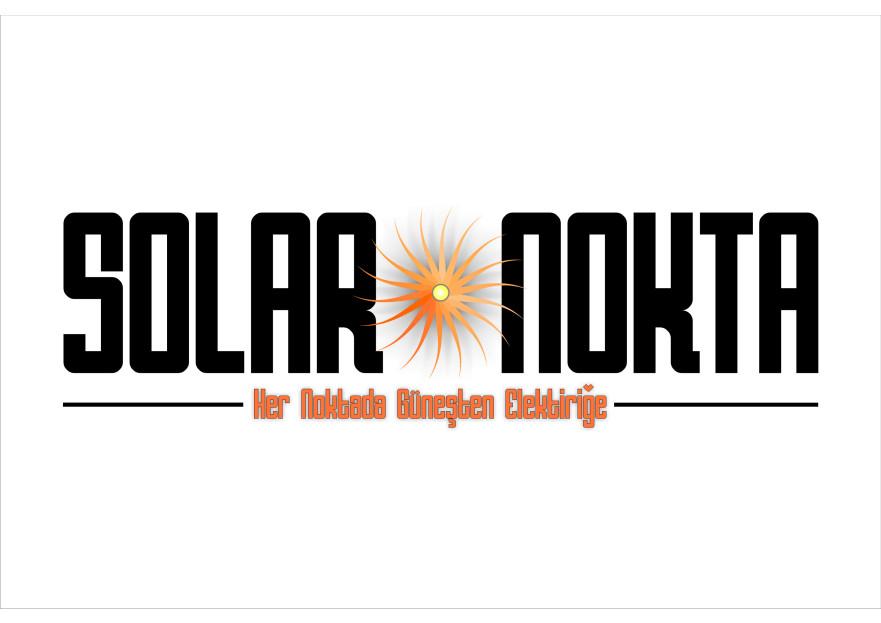 solarnokta şirketi Logo Tasarım  yarışmasına tasarımcı hemrepelen tarafından sunulan  tasarım