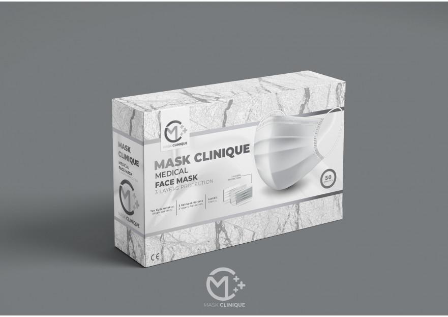 Premium Maske Kutu Dizaynı yarışmasına tasarımcı nadesign tarafından sunulan  tasarım