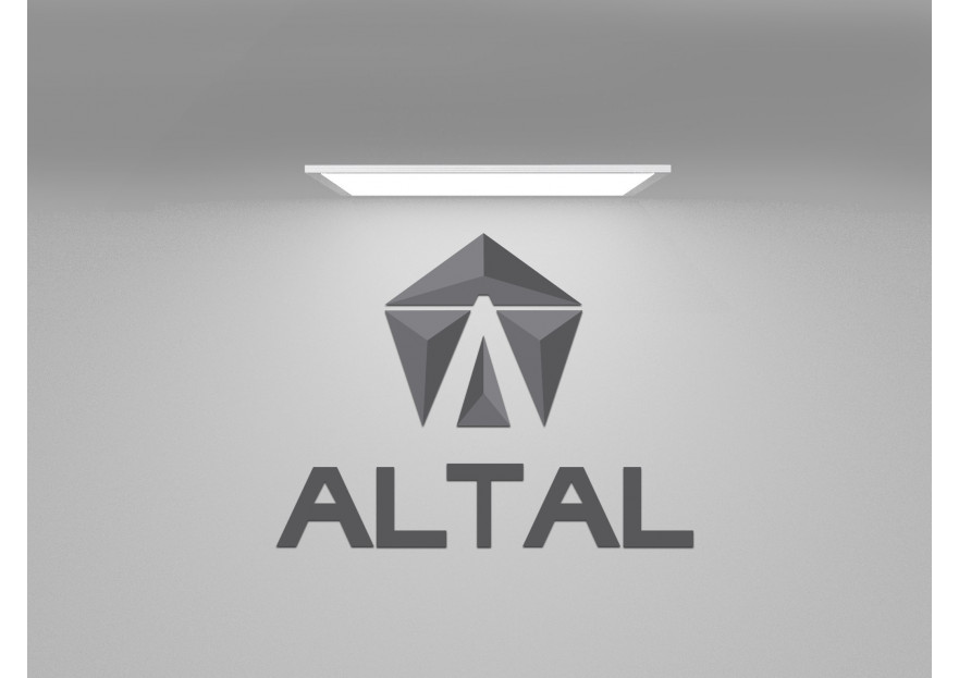 ALTAL' a mükemmel  logoyu sen tasarla ! yarışmasına katre tarafından girilen tasarım