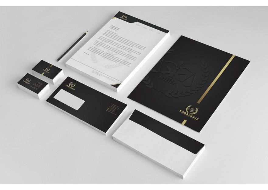 SOYADIMIZ HUKUK BÜROMUZA LOGO OLSUN yarışmasına tasarımcı eliNa tarafından sunulan  tasarım