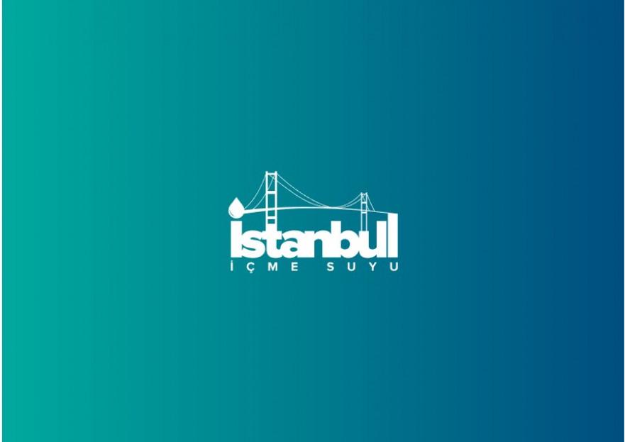 ''İstanbul İçme Suyu'' logosu yarışmasına tasarımcı CREC tarafından sunulan  tasarım