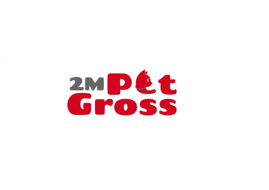 PET MARKET İÇİN LOGO TASARIMI yarışmasına 2N1K tarafından girilen tasarım