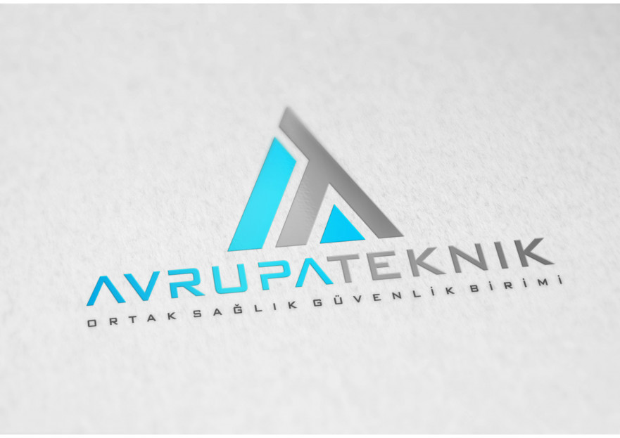 İş Güvenliği için Logo yarışmasına tasarımcı huboz tarafından sunulan  tasarım