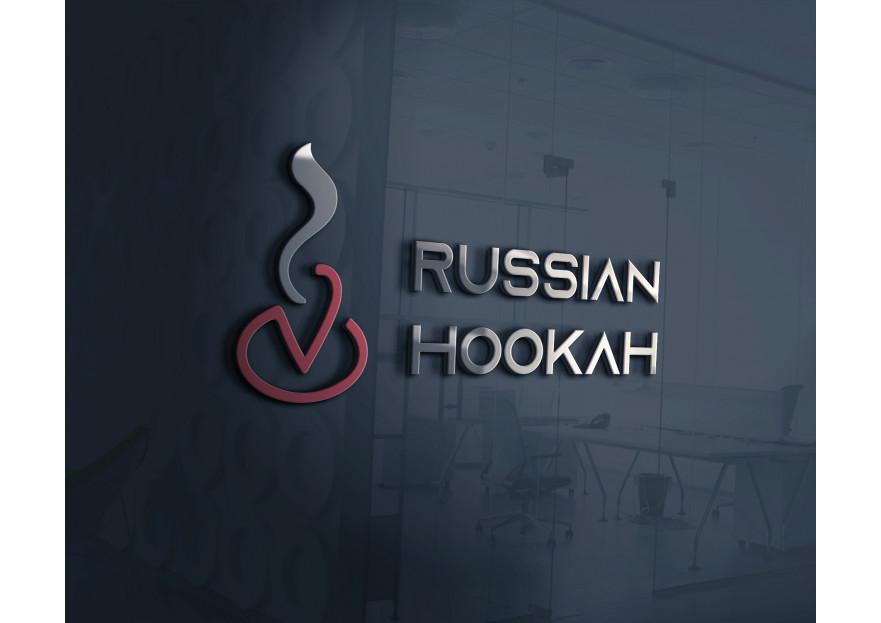 RUSSIAN HOOKAH LOGO  yarışmasına tasarımcı ekceen  tarafından sunulan  tasarım