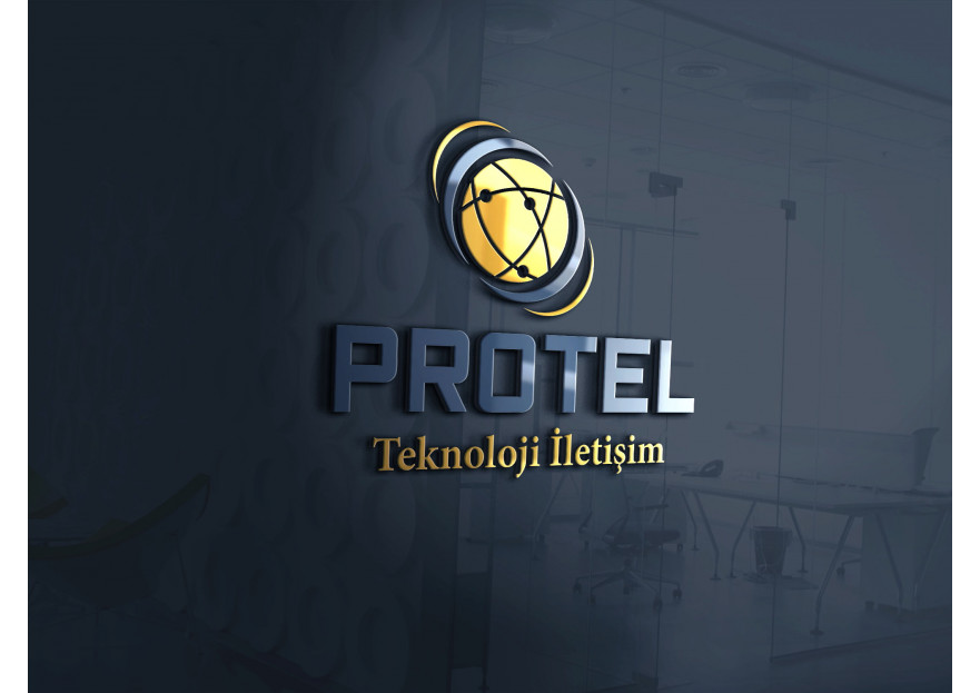 Protel Teknoloji iletişim Hizmetleri yarışmasına ozencmelike tarafından girilen tasarım