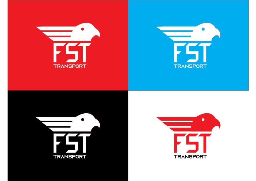 FST Transport yarışmasına tasarımcı SZR Graphic Design tarafından sunulan  tasarım