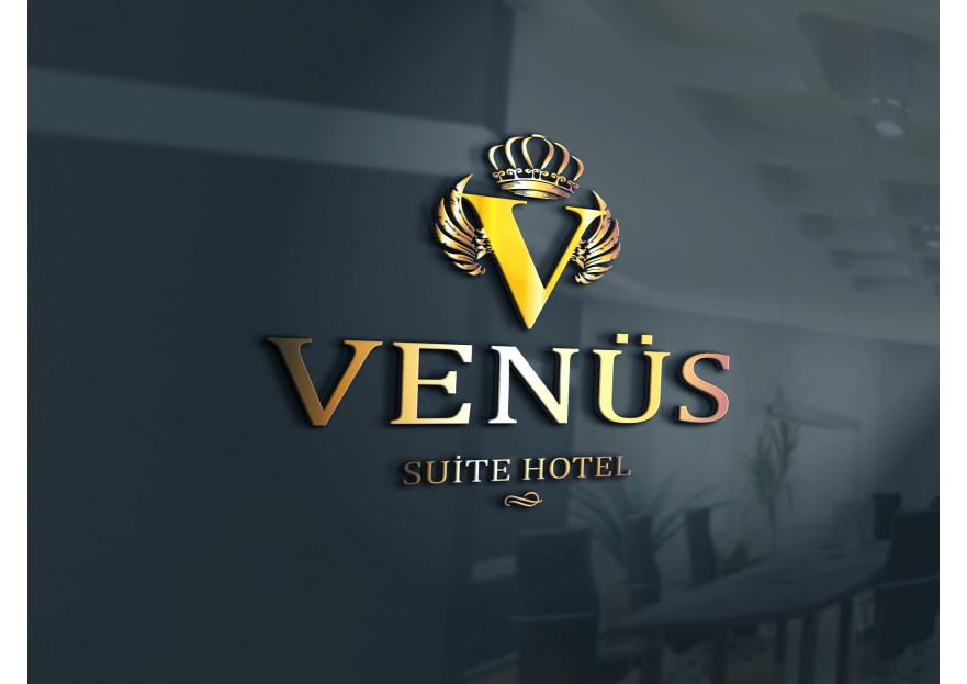 VENÜS SÜİTE HOTEL İÇİN LOGO ARIYORUZ yarışmasına ÖZMEN tarafından girilen tasarım