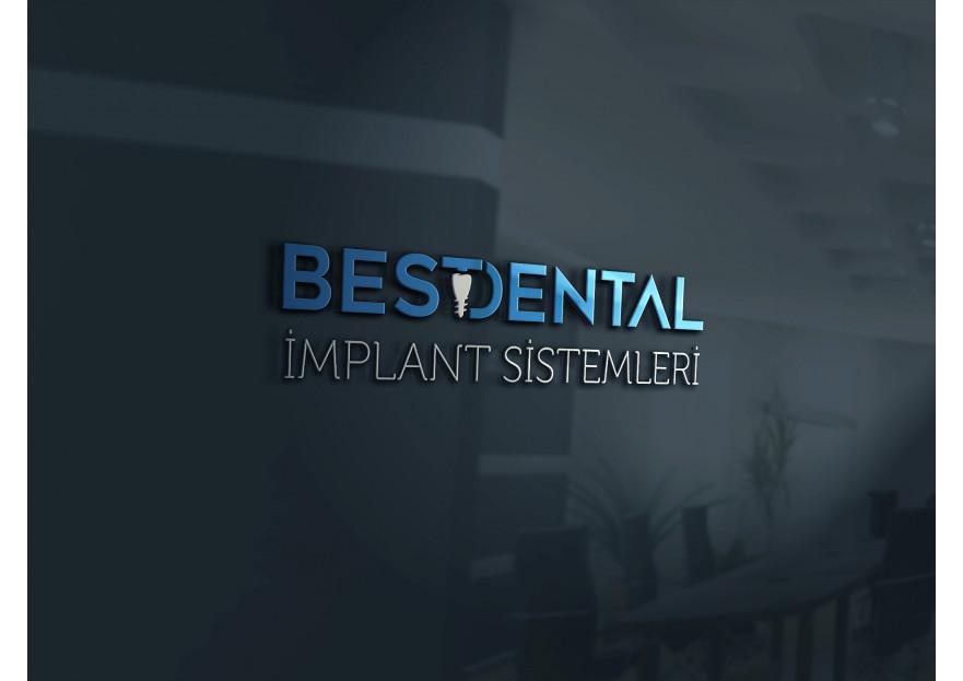 Best Dental Yeni logosunu arıyor yarışmasına tasarımcı X59 tarafından sunulan  tasarım