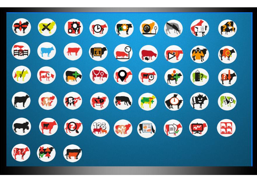 Online Yazılım İkonları yarışmasına tasarımcı LogoPix tarafından sunulan  tasarım