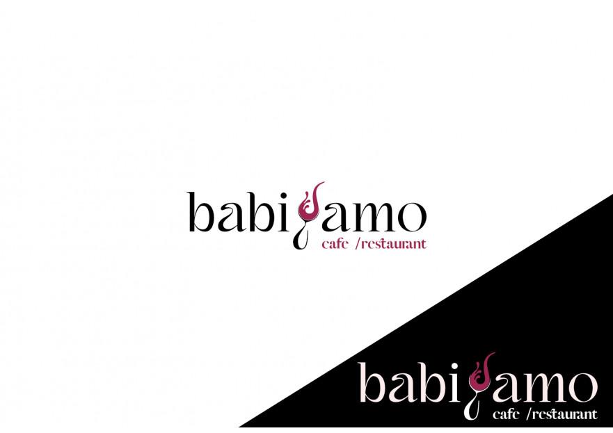 Cafe ve Restaurant Logosu  yarışmasına Dyzyn tarafından girilen tasarım